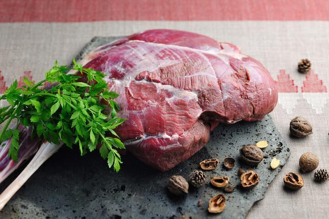 画像: 冬の狩猟肉ディナーで使用する狩猟肉の特徴