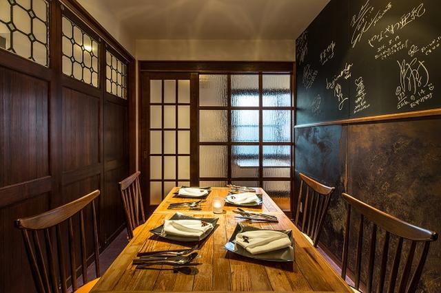 画像: インスタ映えな料理の数々を西麻布の隠れ家的レストランでいただく…