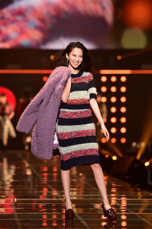 画像: 人気モデルの河北麻友子さん