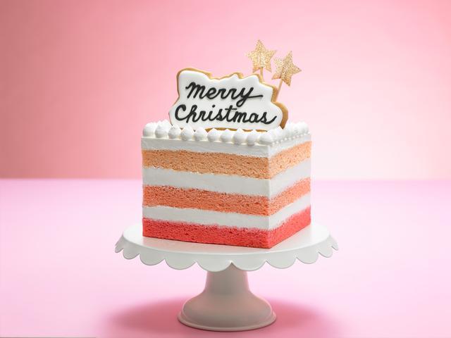 画像: 小田急限定『タンデコロリ』Happy Merry Christmas! (約13×13×14cm)5,400円【限定30台】