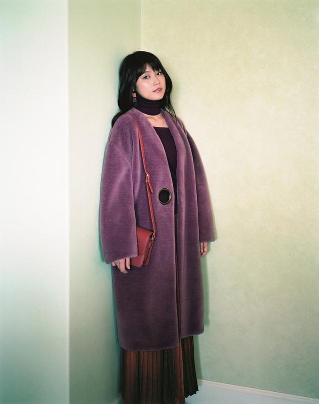 画像2: 有村架純さんがMURUAの新作を着用して登場!