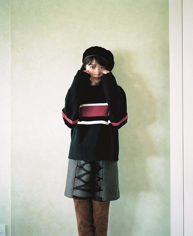 画像3: 有村架純さんがMURUAの新作を着用して登場!