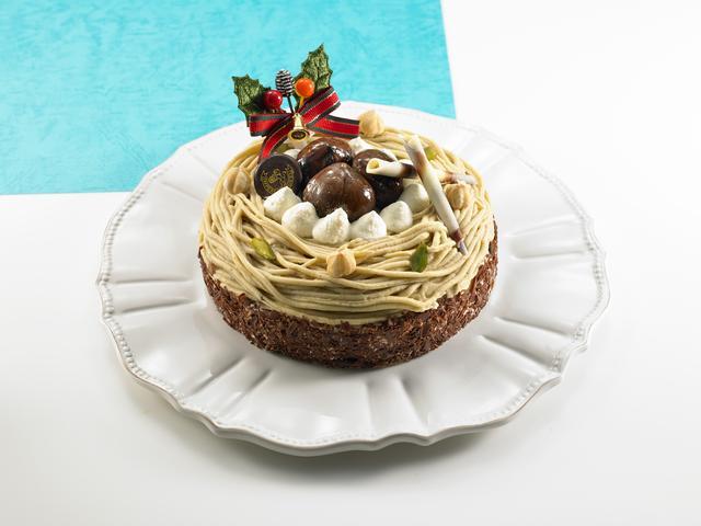 画像: 『グラッシェル』 冬のアンディヴィデュエルグラッセ4種セット (直径約7.5~8cm)5,778円 グラッシェルで人気のアイスケーキを可愛いサイズにして詰め合わせのセットにしました。ハリネズミモチーフは期間限定です。