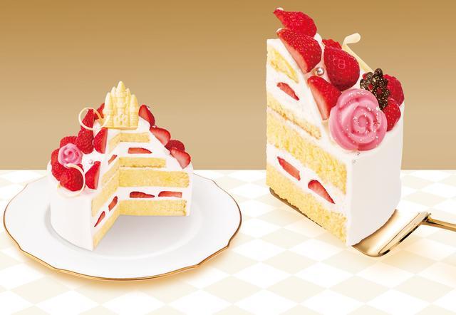 画像3: 『美女と野獣のクリスマス』をテーマにした、クリスマスケーキが登場!