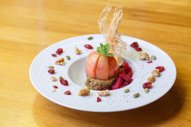 画像: 野菜がおいしいレストラン 軽井沢ホテルロンギングハウス