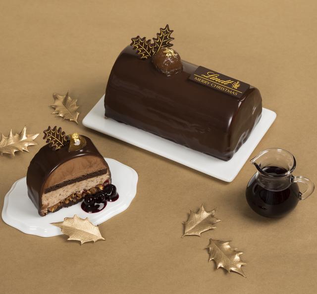 画像: 2017年のクリスマスケーキはリンツの「ショコラ マロン」で決まり!