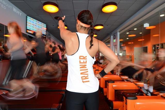 """画像1: 【動画アリ】""""世界一の1時間""""を提供する「Orange theory Fitness」が麻布十番にオープン!"""