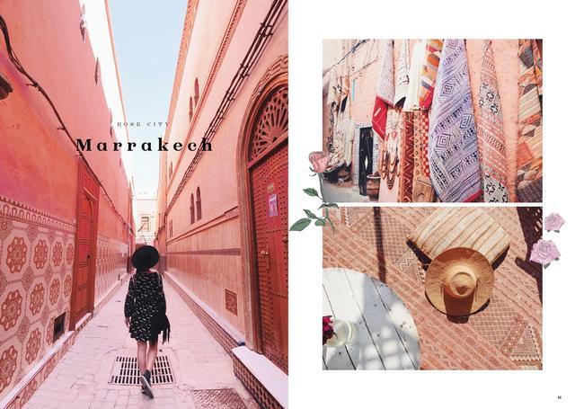 画像: aiaiのモロッコへの愛を写真で表現