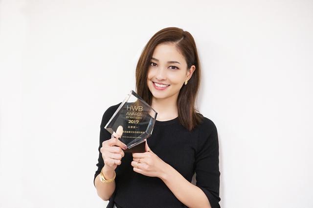 画像1: カラーコンタクトレンズ「GIVRE TOKYO」が台湾・WATSONS HWB AWARDSでブランド大賞を受賞!