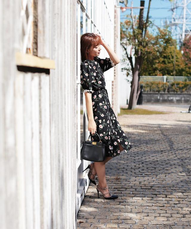 画像2: 人気インスタグラマー岡部あゆみさんプロデュースのブランドが「MAGASEEK」「d fashion」で限定販売!