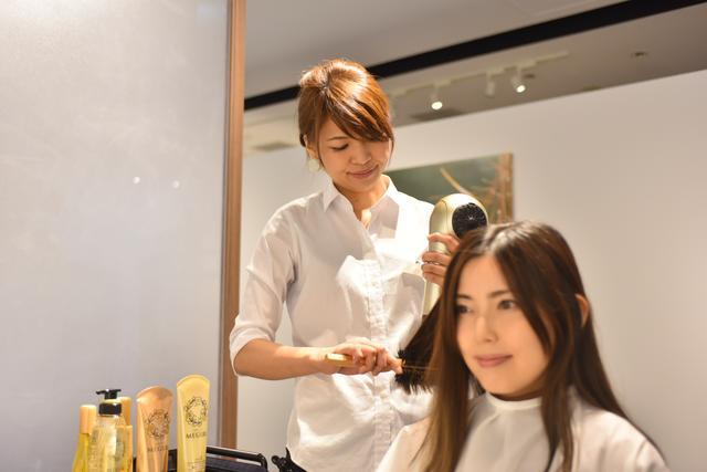 画像3: サロンで髪質カウンセリング体験♪
