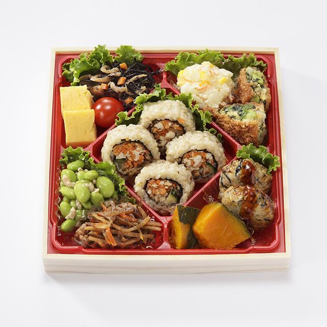 画像: 『RF1』彩り野菜弁当