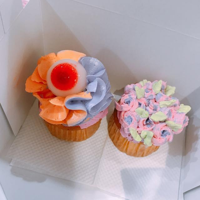 画像2: ≪フラワーカップケーキ≫