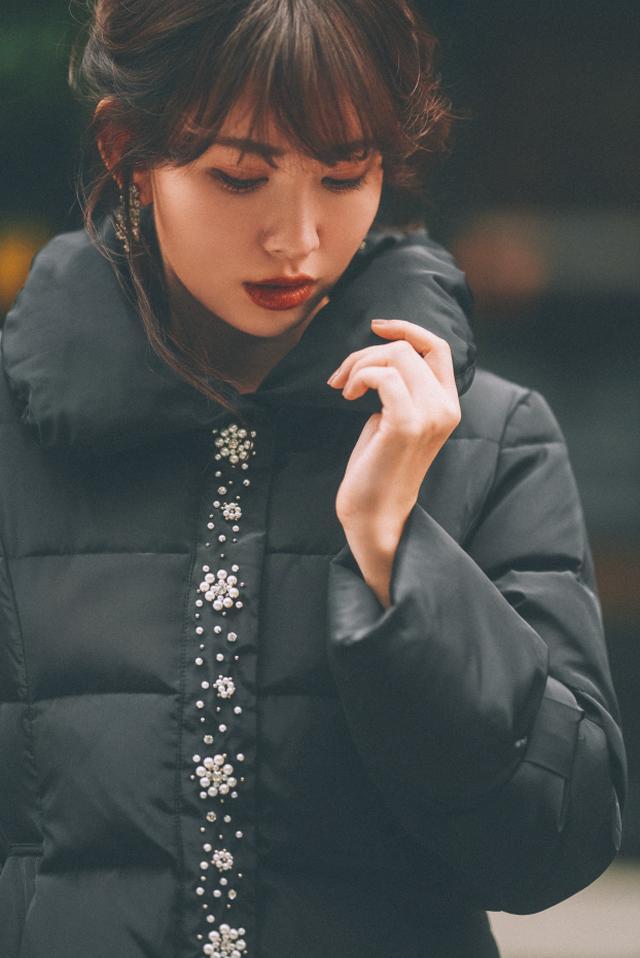 画像2: 「tocco closet」 冬カタログにモデル・小嶋陽菜さんが登場