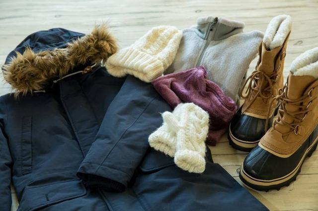 画像: 寒い日も安心して楽しめる「雪ガールグッズ」
