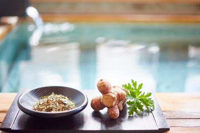 画像2: 身体を温める根菜アメニティをお届け