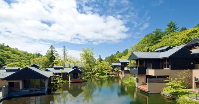 画像: HOSHINOYA Karuizawa 星のや軽井沢  | 温泉旅館 【公式】