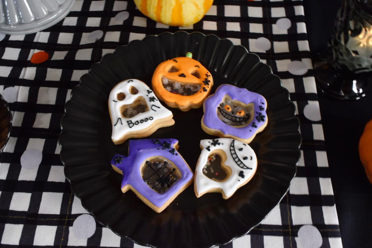 画像: ≪ステンドグラスクッキー≫