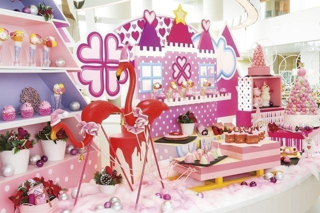 画像: ピンクまみれで恋愛運がアップ!?