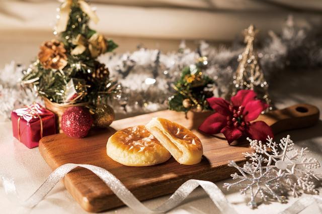 画像1: クリスマス限定のパイまんじゅう「ホワイトぱいショコラん」新発売
