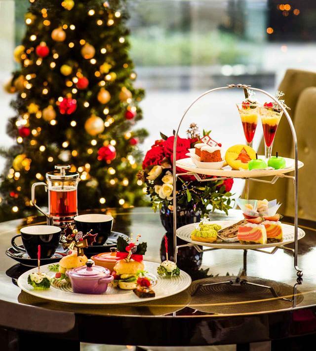画像: Christmas Afternoon Tea クリスマス アフタヌーンティー