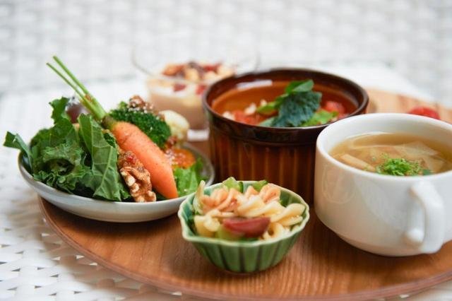 画像: 「Cosme Kitchen Adaptation」監修朝食メニュー詳細