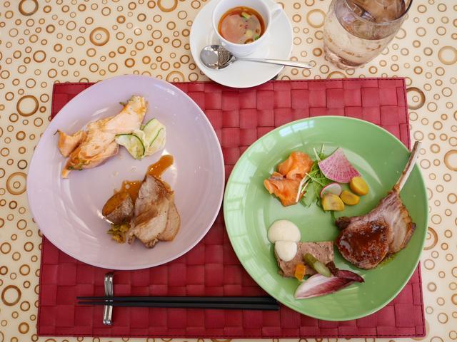 画像: 【試食レポ】本場フランスの味を、ブッフェで思う存分堪能!