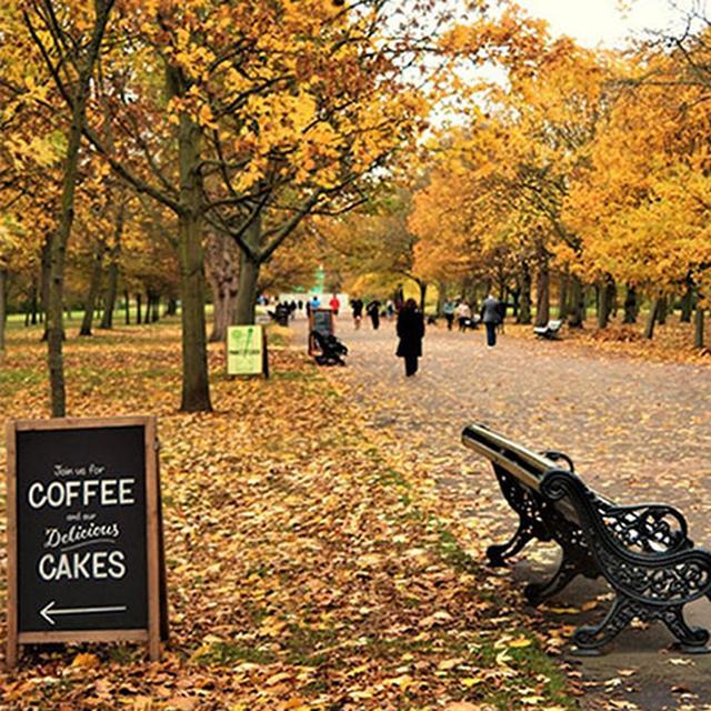 画像: 秋のロンドン・カフェが南青山に期間限定で登場! | ヴァルカナイズ・ロンドン オンラインストア | VULCANIZE London