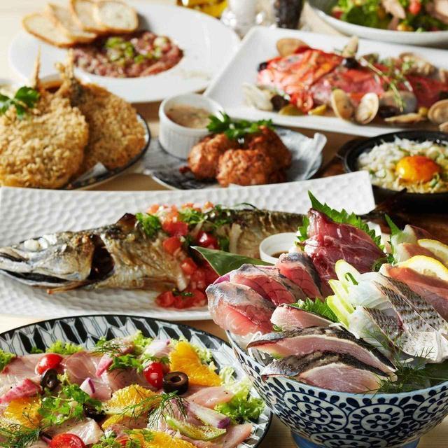 画像: 静岡・伊東市直送の鮮魚を堪能!「伊東の魚イタリアン イトゥバル」がオープン!