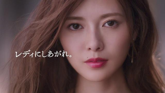 画像: マキアージュ「私がレディになる瞬間」篇|資生堂 - YouTube www.youtube.com