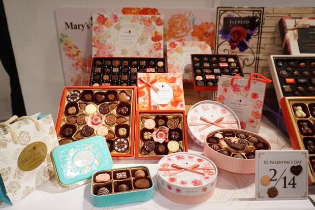 画像2: 【イベントレポ】メリーチョコレート 2018年バレンタイン商品が発表会! 今年のテーマは「時間(トキ)を楽しむバレンタイン」