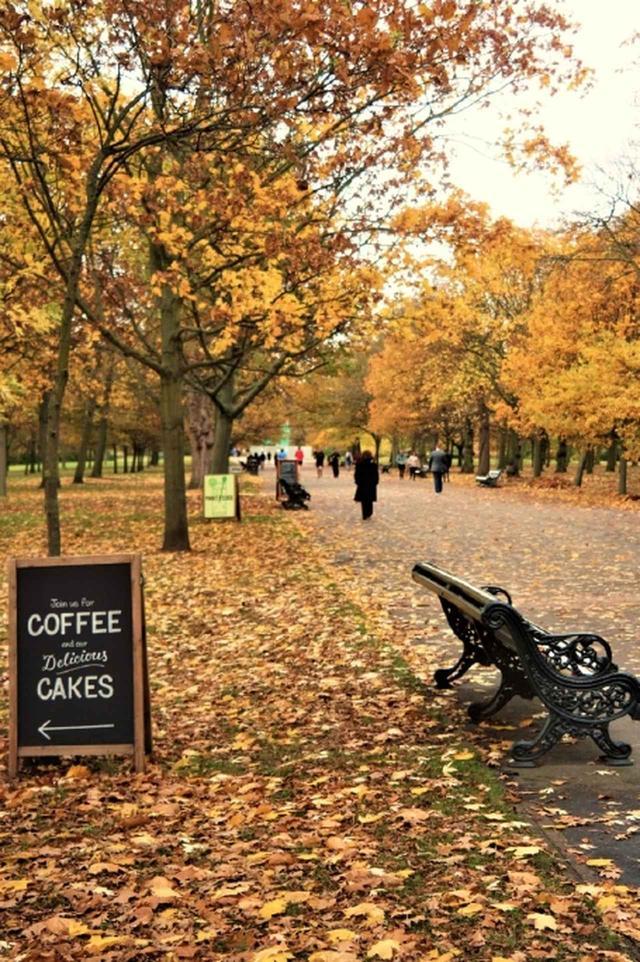 画像1: 秋のロンドン・カフェが南青山に期間限定で登場!