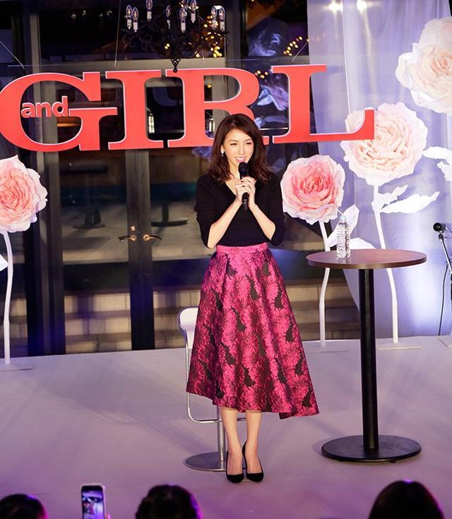 画像: #美香さんトークショー