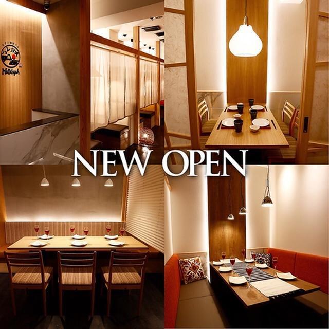 画像: モダン個室バル お肉でチーズと乾杯「ハレルヤ」 静岡駅店