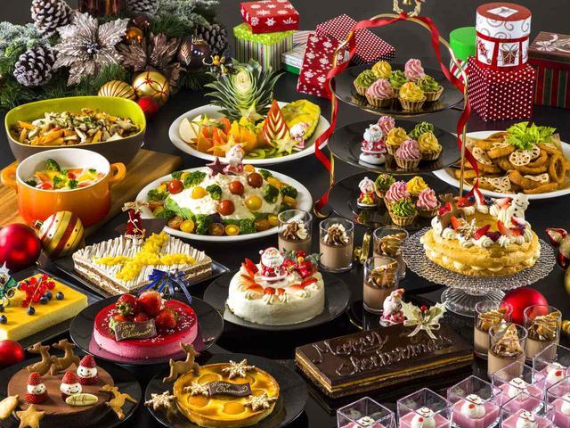 画像1: 都ホテルニューアルカイック「クリスマススイーツ」をテーマにしたスイーツ&ランチバイキング