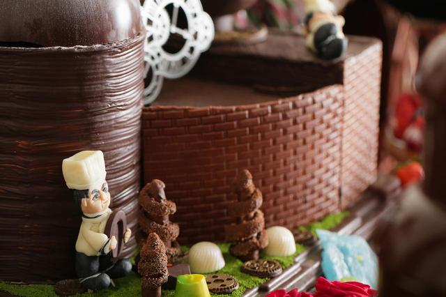画像5: 恋する季節到来!いちごとチョコレートのハーモニーを楽しめる『バレンタイン デザートブッフェ~恋する苺 and The Chocolate Factory~』