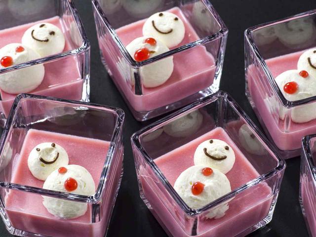 画像10: 都ホテルニューアルカイック「クリスマススイーツ」をテーマにしたスイーツ&ランチバイキング
