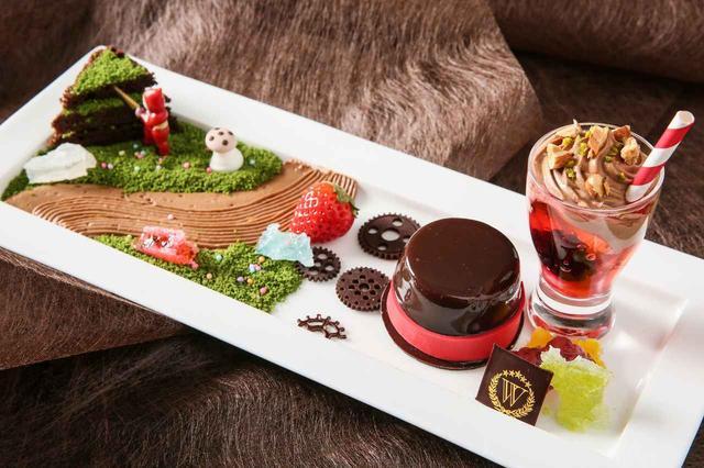 画像: 1st Dolce 「不思議なチョコレート工場」