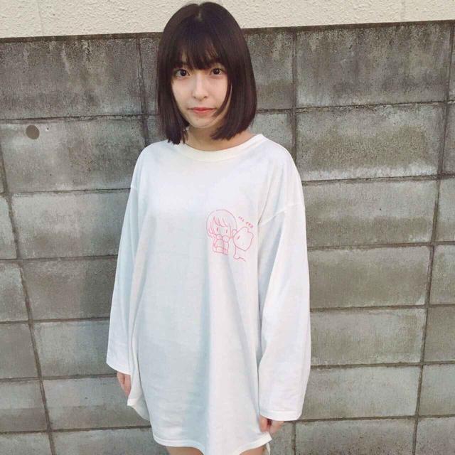 画像2: 「Maison book girl」のメンバーが自らデザインをつとめたオリジナルTシャツ、ヴィレヴァンオンラインより予約開始