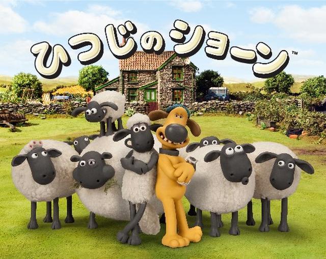 画像1: いよいよ本日オープン!『ひつじのショーン Farm Cafe』が大型ショッピングモールPRIMETREE AKAIKEに登場!