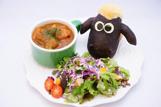 画像: ▲ショーンのごろっとお肉のビーフシチュー ¥1,580(税抜)