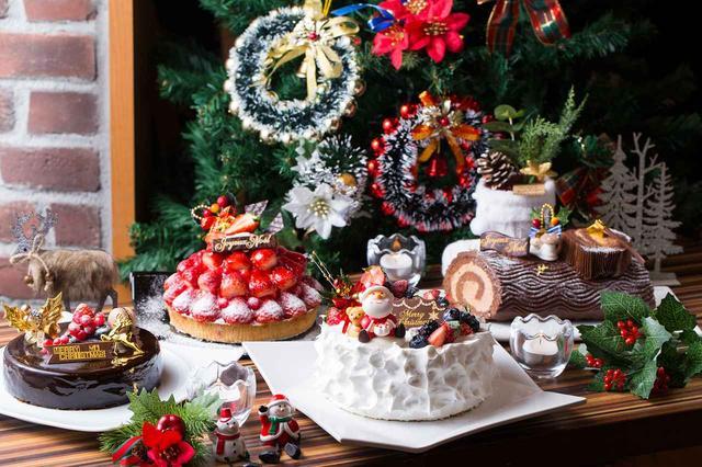 画像: もうこの季節 今年もやってきた!TAMAGOYAのクリスマスケーキ!!もご紹介