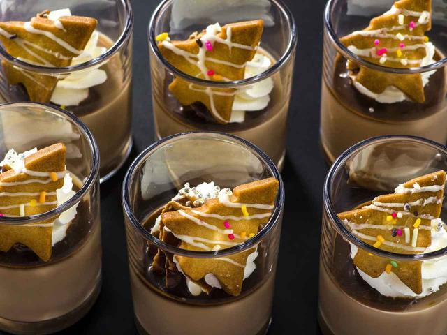 画像: チョコレートムース