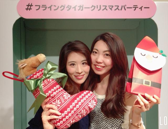 画像2: クリスマスパーティー会場に潜入!