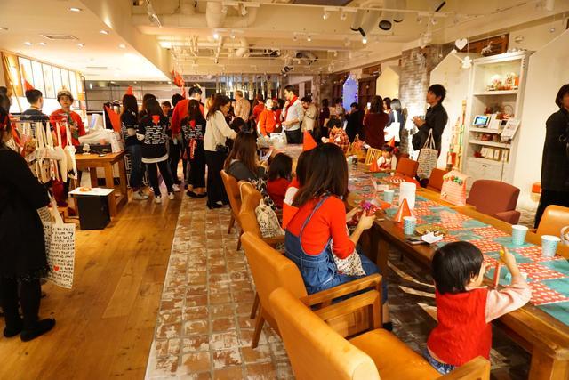 画像1: クリスマスパーティー会場に潜入!