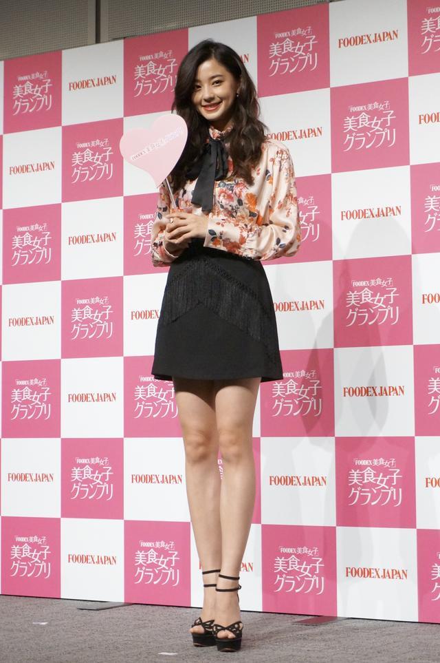 画像: モデル・タレント・女優の朝比奈彩さん、 「美食女子」グランプリのアンバサダーに就任!