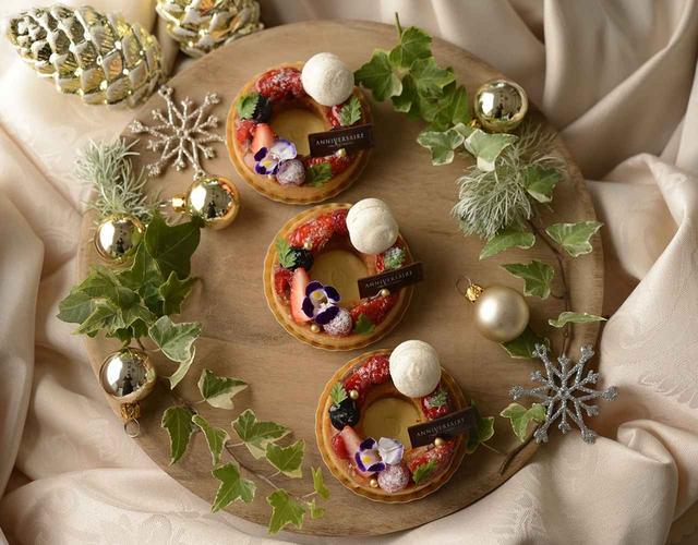 画像3: インスタ映えも叶っちゃう!アニヴェルセルカフェ 表参道で「Christmas Fair」がスタート!