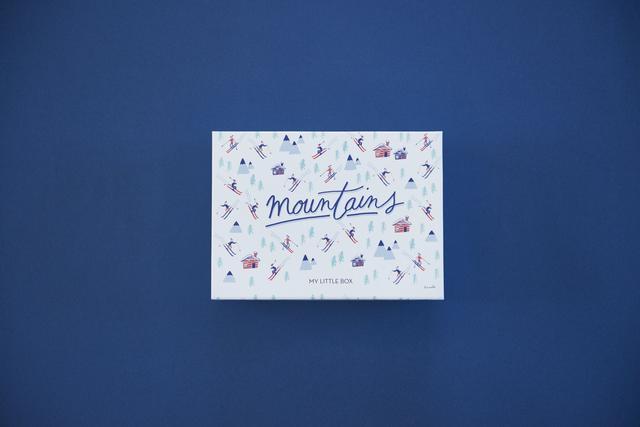 画像1: 『Mountains』(2017年2月BOX)