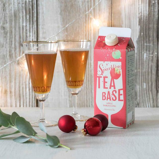 画像2: クリスマスパーティの手土産やギフトに!テイクアウト限定の紅茶やお菓子
