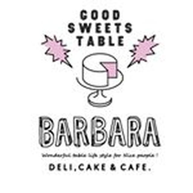 画像: BARBARA GOOD SWEETS TABLEさん(@barbara.sweets.table) • Instagram写真と動画